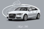 Spostati a Roma con Audi A6